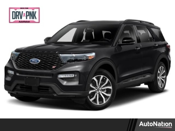 2020 Ford Explorer in Littleton, CO