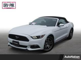 2017 Ford Mustang Ecoboost Premium Convertible For In Littleton Co