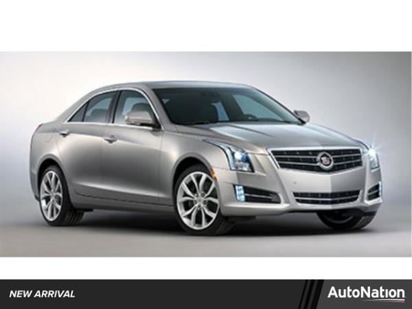 2014 Cadillac ATS 3.6L Premium