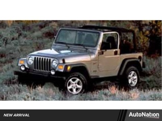 Used 2002 Jeep Wrangler Sport For Sale In Littleton, CO