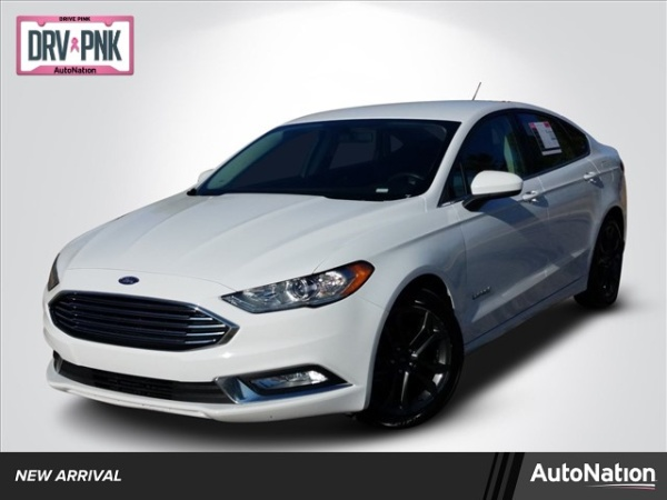2018 Ford Fusion in Littleton, CO