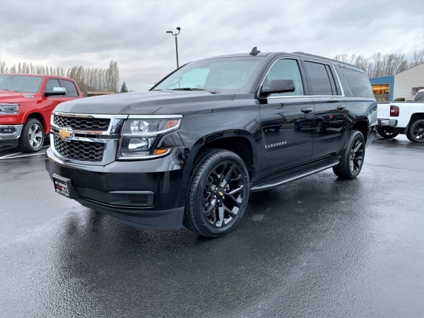 2018 Chevrolet Suburban in Burlington, WA