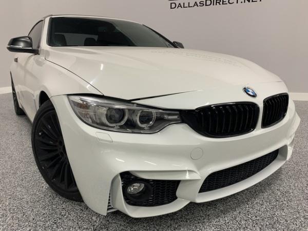 2014 BMW 4 Series in Carrollton, TX