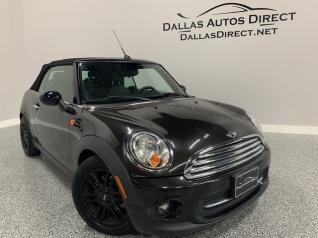 Mini Cooper Dallas >> Used Mini Convertibles For Sale In Dallas Tx Truecar