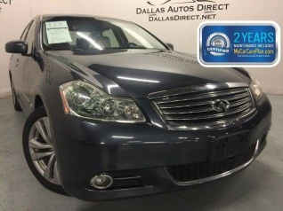 Used Infiniti M M35 For Sale In Dallas Tx 9 Used M M35 Listings