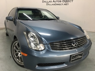 Used INFINITI G G35 Coupes for Sale | TrueCar
