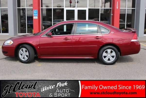 Used Chevrolet Impala For Sale In Buffalo Mn U S News