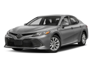 2018 Toyota Camry Le I4 Automatic For In Centennial Co