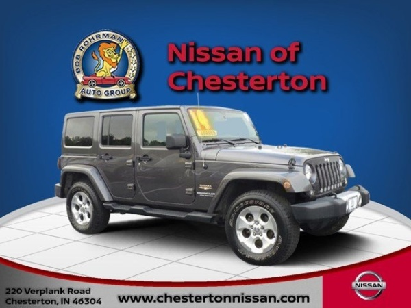2014 Jeep Wrangler in Chesterton, IN