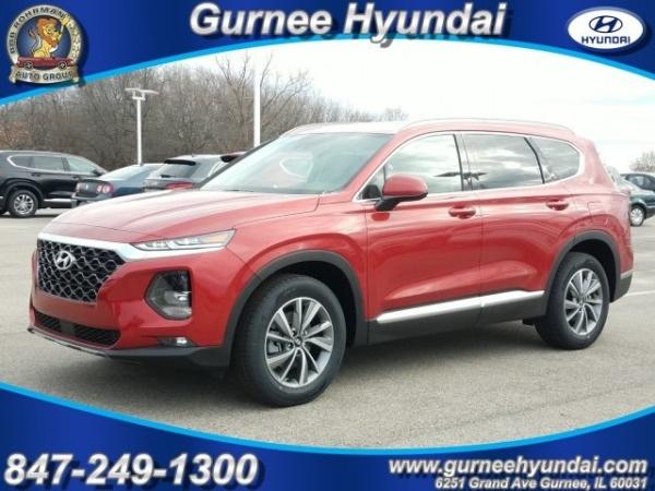 2020 Hyundai Santa Fe in Gurnee, IL