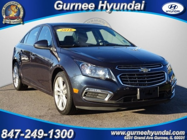 2016 Chevrolet Cruze Limited in Gurnee, IL