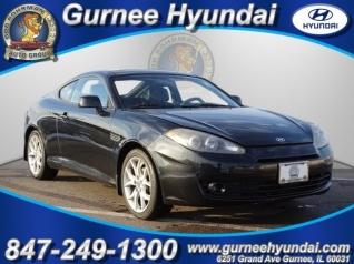 2008 Hyundai Tiburon GT Manual For Sale In Gurnee IL