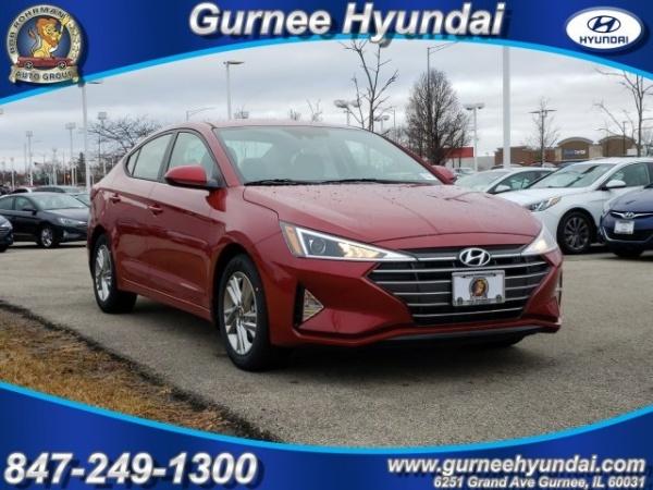 2020 Hyundai Elantra in Gurnee, IL
