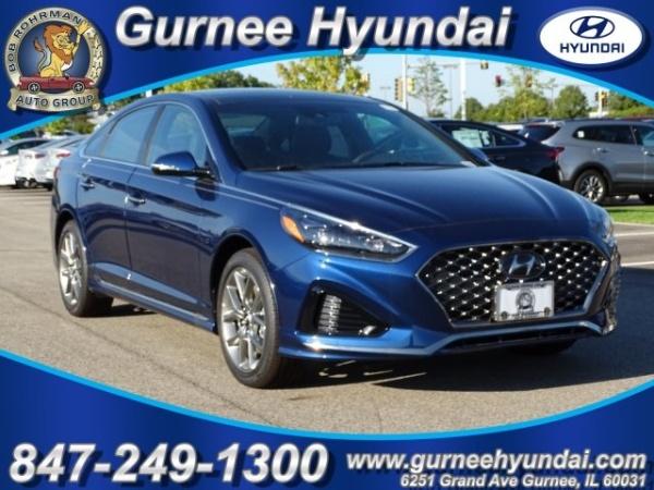 2018 Hyundai Sonata Limited+ 2.0T