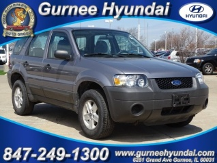 2007 Ford Escape Xls I4 Manual Fwd For In Gurnee Il