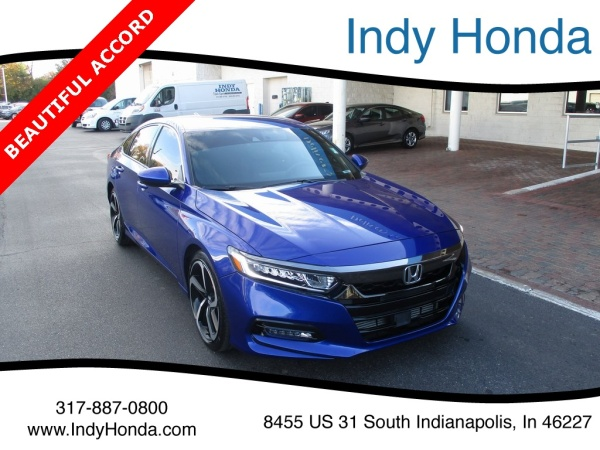 2018 Honda Accord in Indianapolis, IN