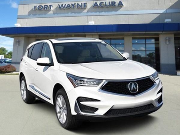 Fort Wayne Acura >> 2019 Acura Rdx Sh Awd For Sale In Fort Wayne In Truecar