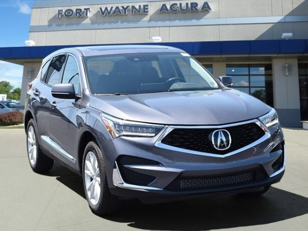 Fort Wayne Acura >> 2020 Acura Rdx Sh Awd For Sale In Fort Wayne In Truecar