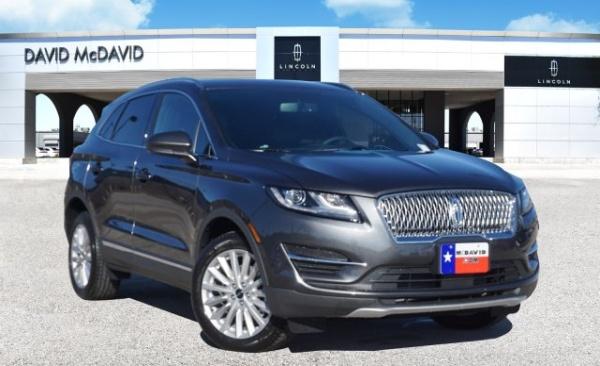 2019 Lincoln MKC FWD