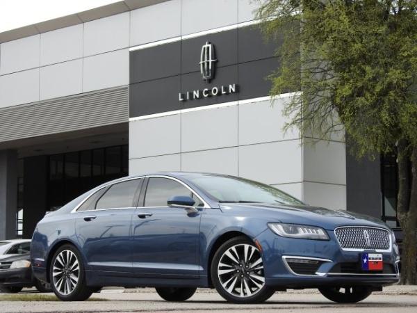 2019 Lincoln MKZ Reserve II