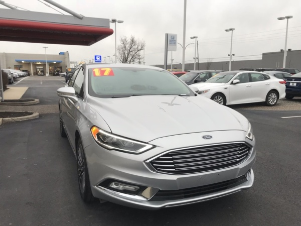2017 Ford Fusion in Lafayette, IN