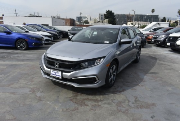 2020 Honda Civic in Hollywood, CA