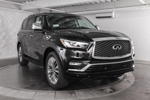 2019 INFINITI QX80 in Austin, TX