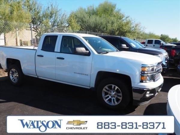 2014 Chevrolet Silverado 1500 in Tucson, AZ