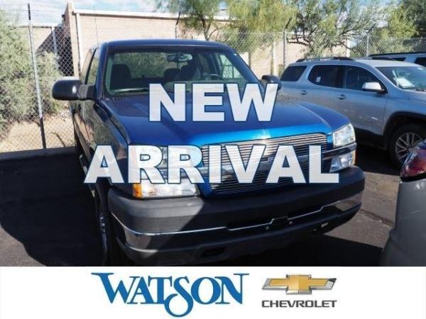 2004 Chevrolet Silverado 2500 HD LT