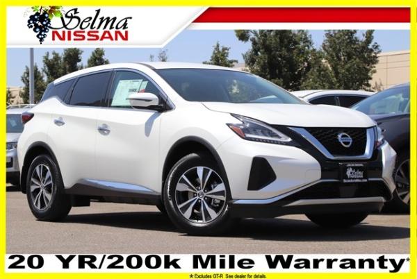 2019 Nissan Murano in Selma, CA