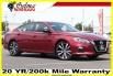 2020 Nissan Altima 2.5 SR FWD for Sale in Selma, CA