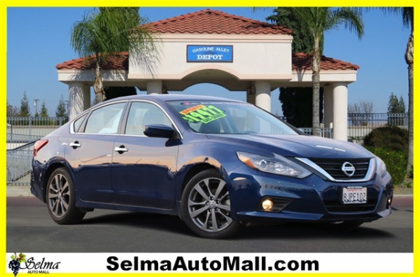 2018 Nissan Altima in Selma, CA