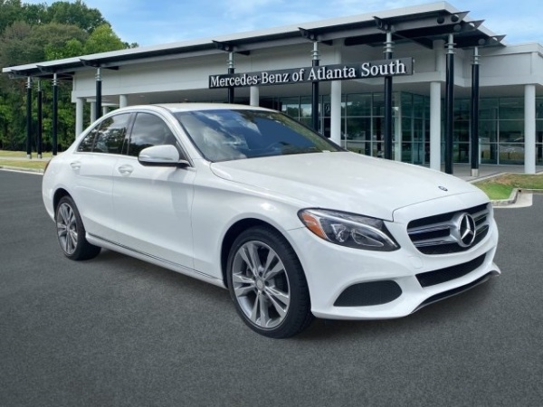 2015 Mercedes-Benz C-Class in Atlanta, GA