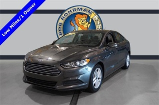 2016 Ford Fusion Se Fwd For In Indianapolis