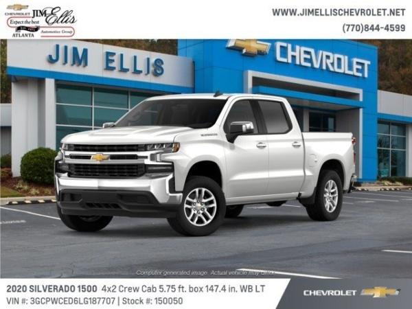 2020 Chevrolet Silverado 1500 in Chamblee, GA