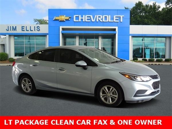 2017 Chevrolet Cruze in Chamblee, GA