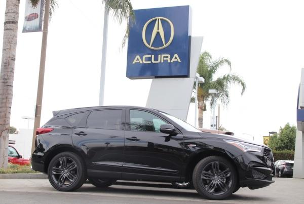 2020 Acura RDX in Valencia, CA