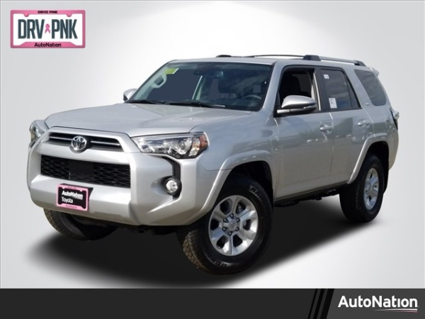 2020 Toyota 4Runner in Irvine, CA