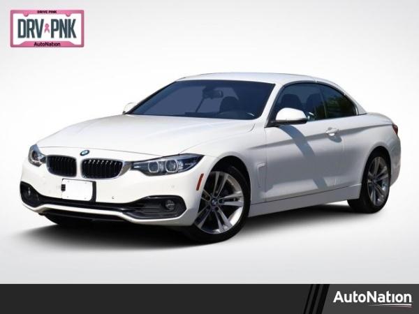 2018 BMW 4 Series in Irvine, CA
