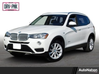 2017 Bmw X3 Sdrive28i Rwd For In Irvine Ca