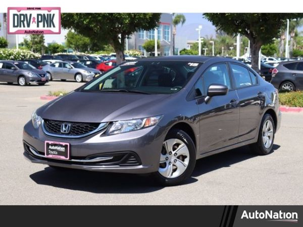 2015 Honda Civic in Irvine, CA
