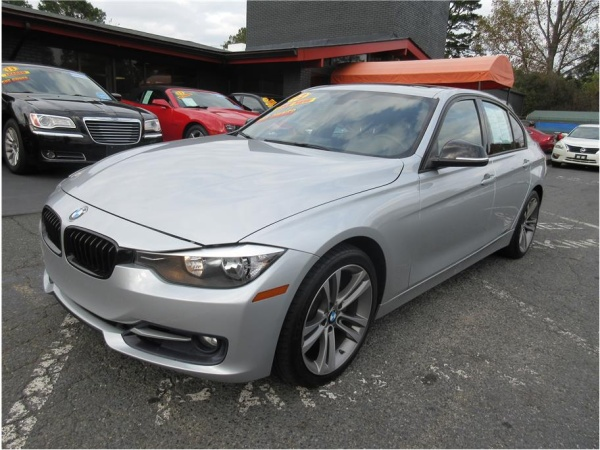 2012 BMW 3 Series in Charlotte, NC