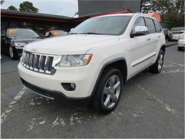 2011 Jeep Grand Cherokee in Charlotte, NC