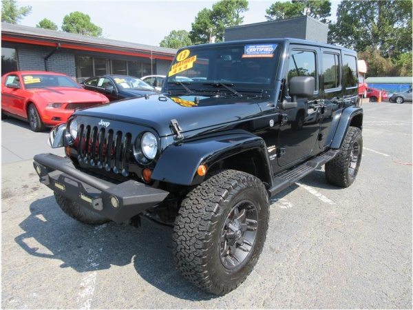 2013 Jeep Wrangler in Charlotte, NC