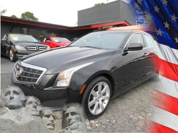 2013 Cadillac ATS in Charlotte, NC