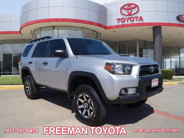 2013 Toyota 4Runner Trail