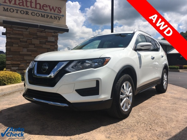 2019 Nissan Rogue in Covington, PA