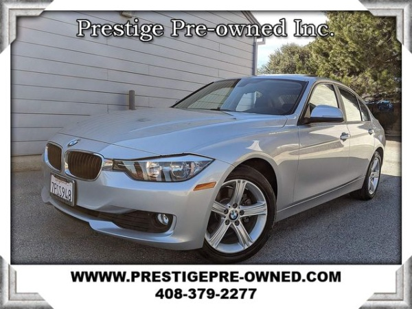 2015 BMW 3 Series in Campbell, CA