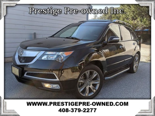 2011 Acura MDX in Campbell, CA