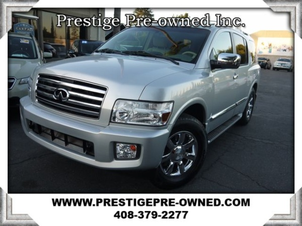 2012 Infiniti Qx56 Prices Reviews And Pictures Us News World